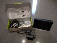 USED fully working TalkTalk Broadband Router HG633