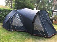 Gelert 6 berth Satellite 6 tent