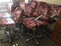 Ladies Hair Salon Chairs For Sale.