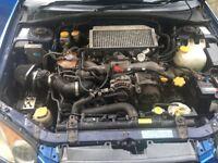 Subaru impreza wrx turbo 2004 blob eye sti upgraded bits px swaps welcome