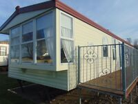 Pre-owned Atlas Heritage Static Caravan Holiday Home For Sale In Ripon