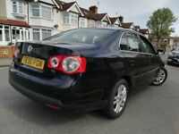 !!! VW VOLKSWAGEN JETTA 1.6 FSI SE 56 PLATE !!! SIMILAR TO PASSAT !!! VERY ECONOMICAL !!!
