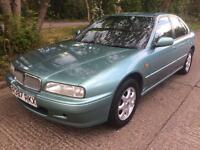 1997 ROVER 620 TURBO DIESEL.... STUNNING FUTURE CLASSIC