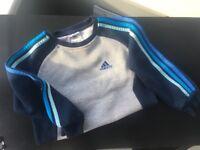 Adidas jumper 2-3 yrs