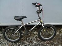 child bike in good condition.