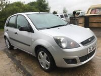 **VERY LOW MILES**2006 56 reg FORD FIESTA 1.4 ZETEC 42K miles,JUST SERVICED,very clean car.