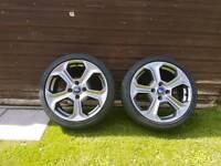 Ford Fiesta ST 2 Wheels
