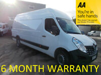 Renault, MASTER, Panel Van, 2015, Manual, 2298 (cc)***12 month mot***