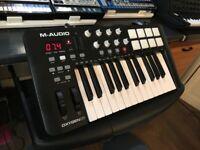 M-Audio Oxygen 25 mk4 *MINT*, may swap / px