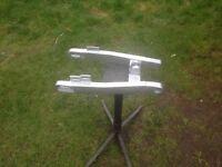 Pit bike alloy swingarm