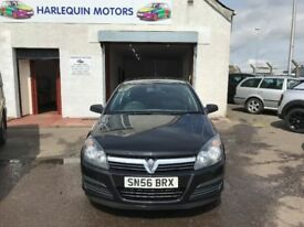 Reg. 09/10/2006 VAUXHALL ASTRA LIFE CDT 1.7L DIESEL,FSH,TIMING BELT+WATER PUMP,READY TO GO 20/7/2019
