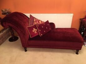 Laura Ashley Chaise Longue