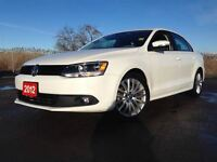 2012 Volkswagen Jetta 2.5L**GAS**LEATHER**SUNROOF**