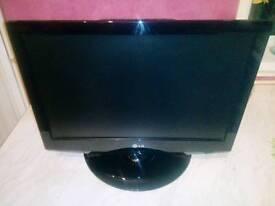 LG 19 FREEVIEW HD USB TV