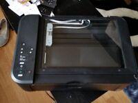pixma printer/scanner
