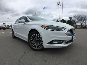 2017 Ford Fusion Awd,Fully Loaded,Ext Warranty Inc+Fin From 1.9%
