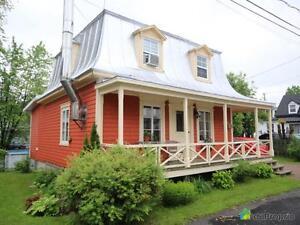 200 000$ - Maison 2 étages à vendre à Charny