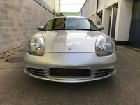 03 PLATE - 2003 - Porsche Boxster 2.7 986 Convertible 2dr