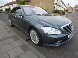STUNNING CAR FOR SALE !!! MERCEDES-BENZ S CLASS 320 Cdi FULL AMG BODYSTYLING