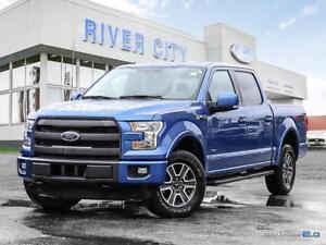 2015 Ford F-150 $323 b/w tax in | Lariat