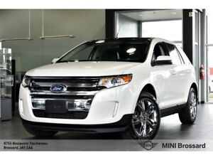 2013 Ford Edge LIMITED  + GPS + CAMERA + TOIT + 8 PNEUS/MAGS