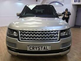 LAND ROVER RANGE ROVER 4.4 SDV8 AUTOBIOGRAPHY 5d AUTO 339 BHP ENTERTAINME (gold) 2013