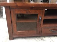 Wooden TV cabinet with storage £50 ono
