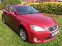 Fabulous Value And Great Condition 2009 59 Lexus IS220d SE Lexus History 124000 Miles HPI Clear
