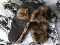 Trapper Hat - New & tags still on