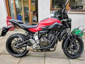 Yamaha MT-07 MT07 2014 PRICE DROP