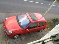 renault clio 1.2 for sell 190 ono