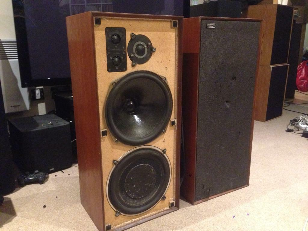 Celestion Ditton 25 Floorstanding Vintage Hifi Speakers