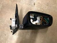 BMW 3 SERIES NEW SHAPE G20 G21 DRIVERS SIDE RIGHT COMPLETE POWER FOLDING DOOR MIRROR 2019 ONWARDS
