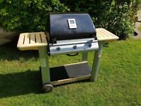 Outback Spectrum 3 Hooded Gas Barbecue BBQ Barbeque