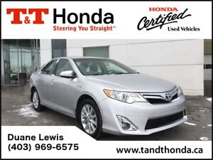 2012 Toyota Camry Hybrid XLE - *Push Start, Low KMs, Hybrid Fuel