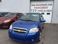2007 Chevrolet Aveo LT - AUT.- TOIT - TOUT EQUIPE - D'OCCASION