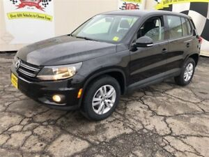 2014 Volkswagen Tiguan Trendline, Automatic, Power Group, AWD