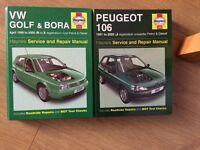 Peugeot 106 car manual