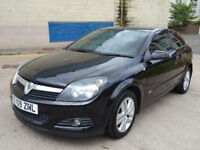 2009 VAUXHALL ASTRA 1.6 SXI 3d 115 BHP SERVICE RECORD + 1 OWNER FROM NEW