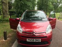 Citreon C4 Grand Picasso 1.6 HDI VTR+ 7 Seater.