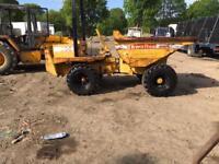 Thwaites 6000 3 ton dumper