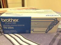 Brother TN-2005 Toner Cartridge - unopened