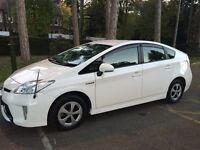 Toyota Prius 1.8 VVT-i Hybrid T4 CVT 5dr , £9500