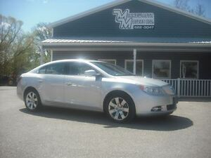 2010 Buick LaCrosse CXL AWD BEAUTY!