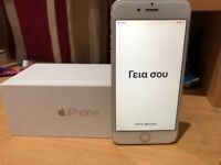 IPHONE 6, UNLOCKED 16GB WITH ORIGINAL BOX IN GOOD CONDITION