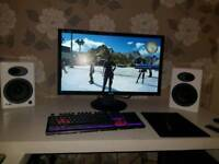 "Acer XB270H 27"" 144Hz G-Sync 1080p Monitor"