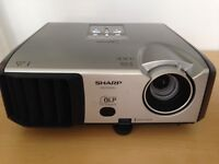 Sharp projector PG-F212X-L defective (white dots on screen)