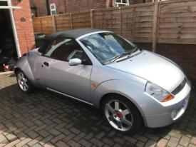 Ford street ka 1.6 luxury ice 55 plate
