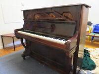 piano (gors and Kalmann german made)