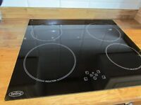 Electric hob - induction type. Belling IH613.